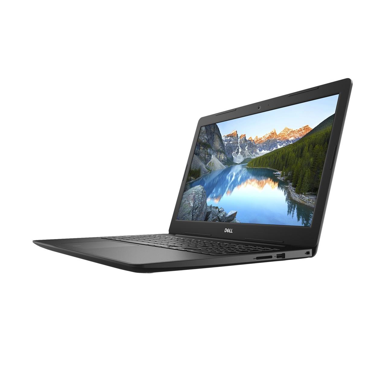 Notebook Dell Inspiron 3584 Core I3 8130u Memoria 4gb Ssd 128gb Tela Led 15.6' Hd Sistema Linux