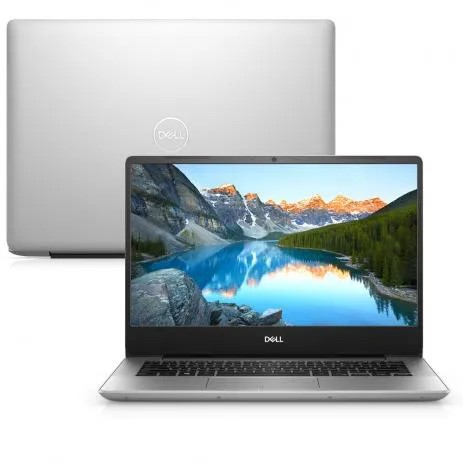 NOTEBOOK DELL INSPIRON 5480 CORE I7 8265U MEMORIA 8GB HD 1TB PLACA MX150 2GB TELA 14'' FHD SISTEMA WINDOWS 10 PRO