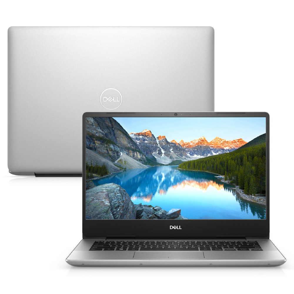 Notebook Dell Inspiron 5480 Core I7 8565U Memoria 16Gb Hd 1Tb Ssd 128Gb Placa Video Mx150 2Gb Tela 14' Fhd  Win 10 Pro