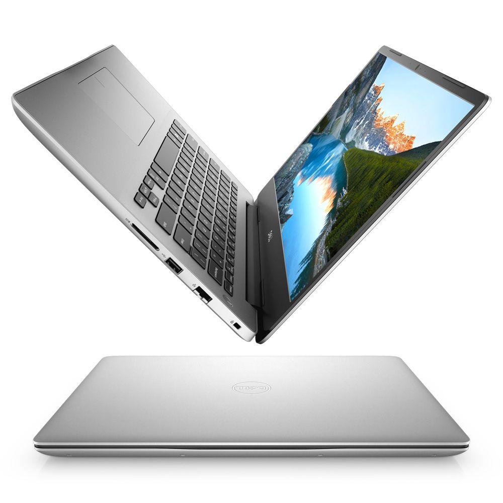 Notebook Dell Inspiron 5480 Core I7 8565U Memoria 16Gb Ssd 480Gb Placa Video Mx150 2Gb Tela 14' Fhd Win 10 Pro