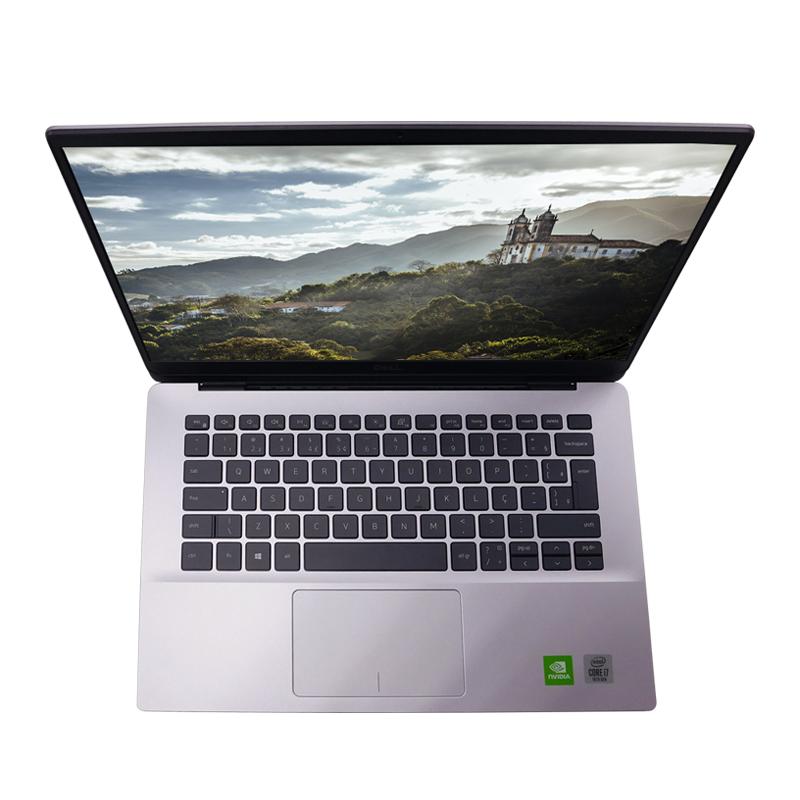 Notebook Dell Inspiron 5490 Core I5 10210u Memória 8gb Ddr4 Ssd 256gb Tela 14' Fhd Windows 10 Home Lilas