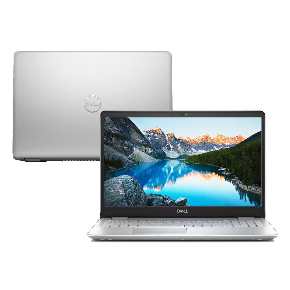 Notebook Dell Inspiron 5584 Core I5 8265u Ram 4gb Optane 16gb Hd 1tb Mx130 2gb Tela 15.6' Led Hd Windows 10 Home Outlet