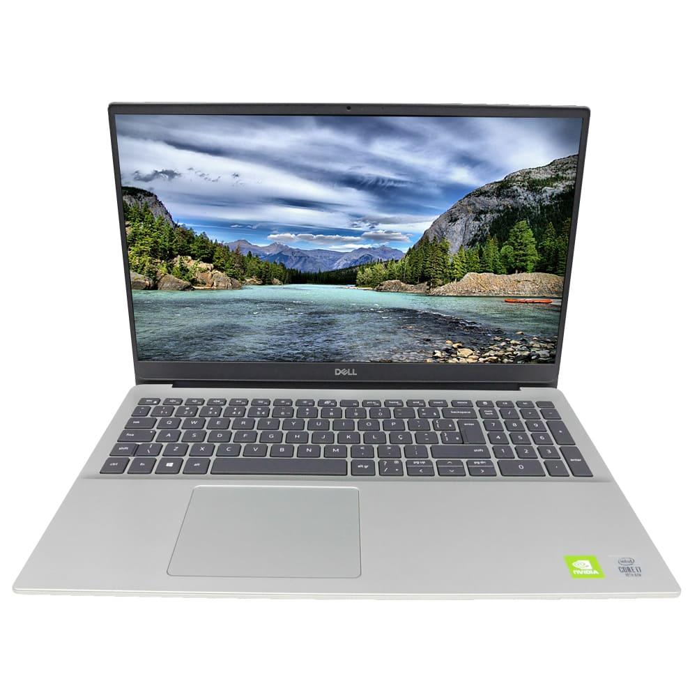 Notebook Dell Inspiron 5590 Core I7 10510u Memoria 16gb Ssd 256gb Placa De Video Mx250 Tela 15' Fhd Win 10 Home Ice Mint