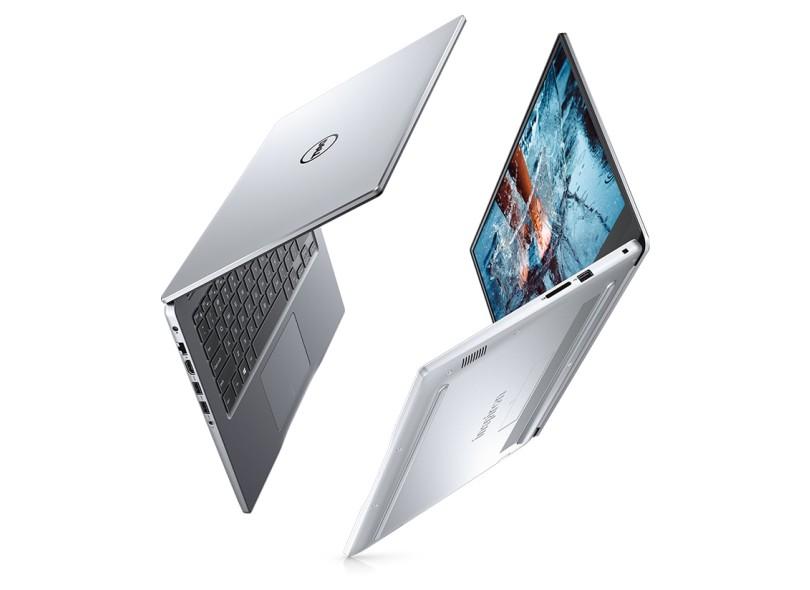 Notebook Dell Inspiron 7472 Core I5 8250U Memoria 8Gb Hd 1Tb Placa Video Mx150 4Gb Tela 14' Fhd Windows 10 Home