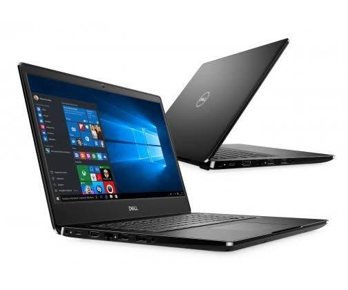 Notebook Dell Latitude 3400 Core I5 8265U Memoria 8Gb Ssd 256Gb Tela 14' Led Hd Sistema Windows 10 Pro
