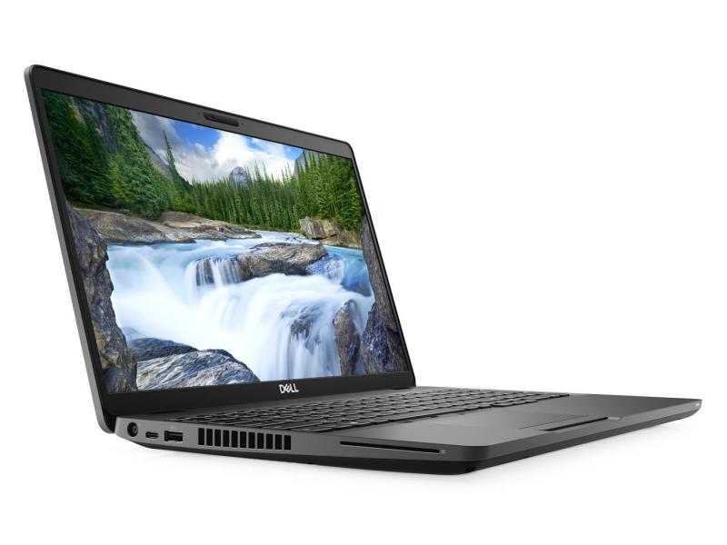Notebook Dell Latitude 5501 Core I5-9300h Memoria 8g Hd Ssd 256gb Tela 15,6'' Hd Sistema Windows 10 Pro