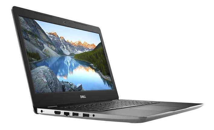 Notebook Dell Vostro 3481 Core I3 7020U Memoria 8Gb Hd Ssd 120Gb Tela 14' Led Hd Sistema Windows 10 Pro