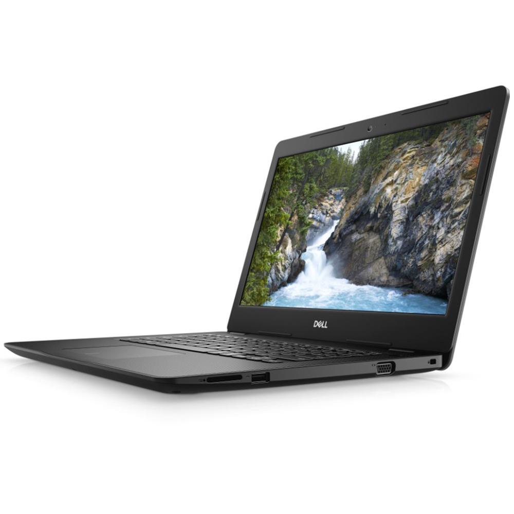 Notebook Dell Vostro 3481 Core I3 8130u Memoria 4gb Hd 1tb Ssd 128gb Tela 14' Sistema Windows 10 Pro