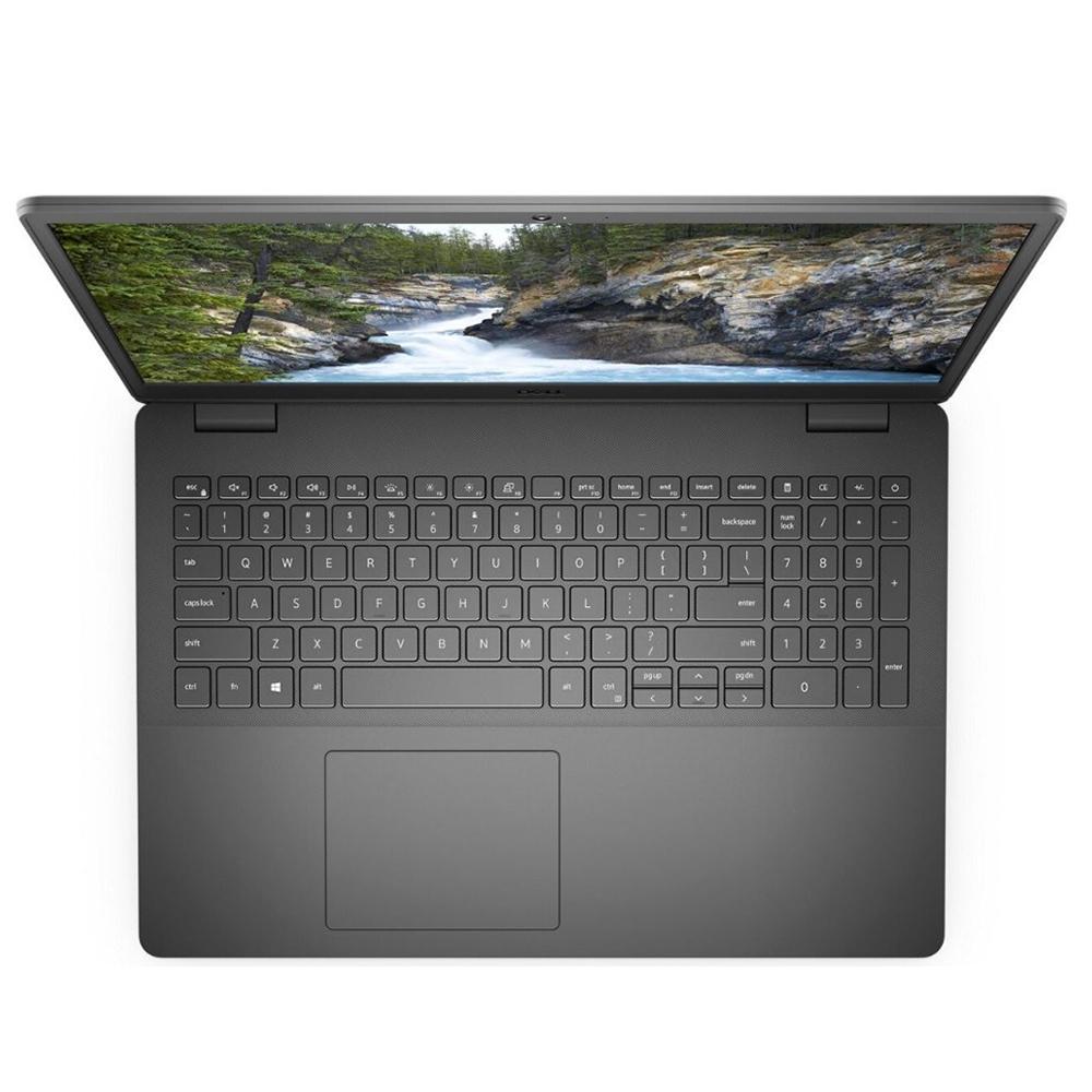 Notebook Dell Vostro 3500 Core I5-1135g7 Memória 8gb Ssd 256gb Tela 15,6'' Hd Sistema Windows 10 Pro