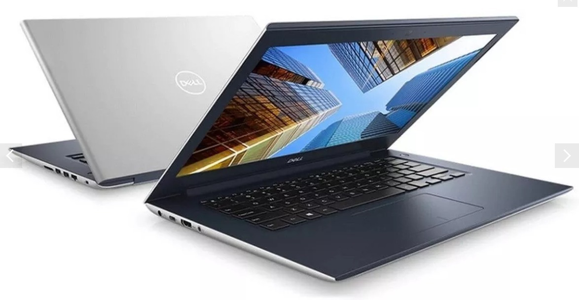 Notebook Dell Vostro 5471 Core I5 8250U Memoria 8Gb Hd 1Tb Ssd 128Gb Placa Video Amd530 2Gb Tela 14' Led Hd Win 10 Pro