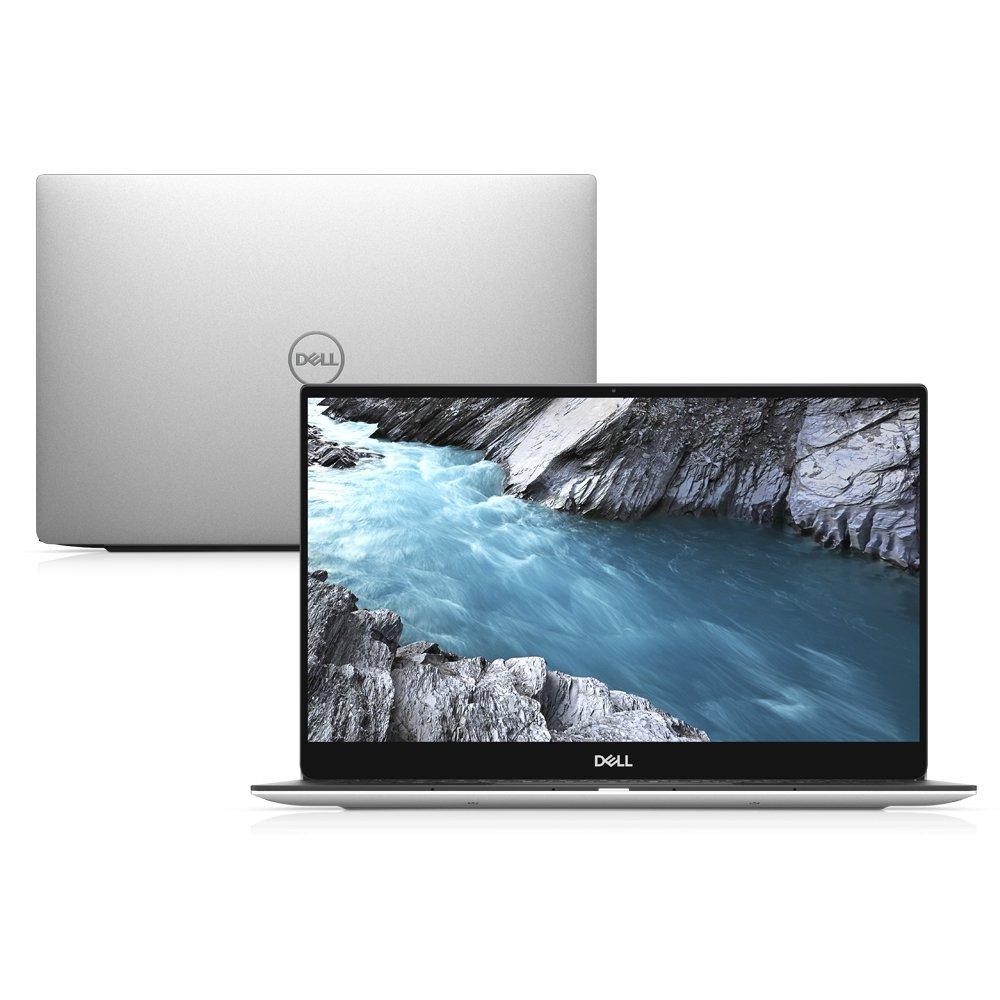 "Notebook Dell Xps 7390 Core I7-10710u Memória 8gb Ddr3 Ssd 512gb Tela 13"" Full Hd Windows 10 Home"