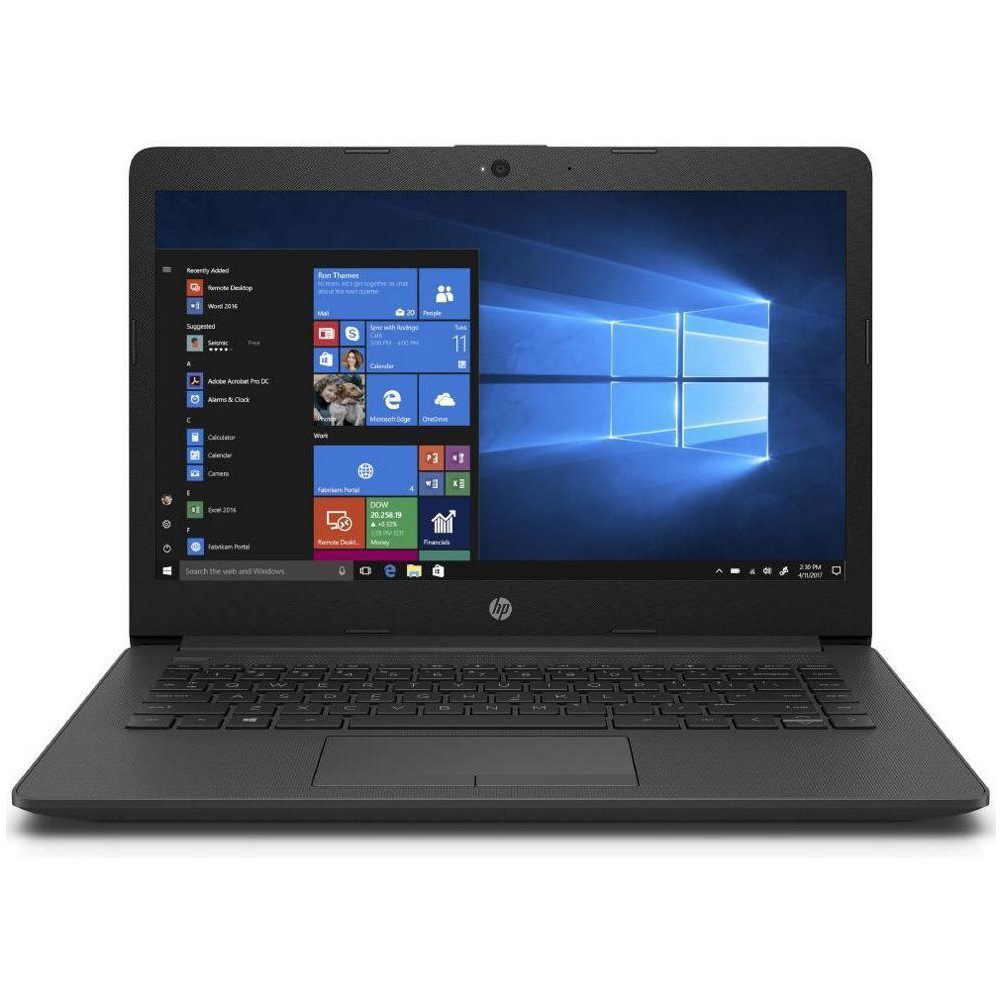 Notebook Hp 240g7 Core I3-1005g1 Memória 4gb Ssd 128gb Tela 14'' Hd Led Sistema Windows 10 Home
