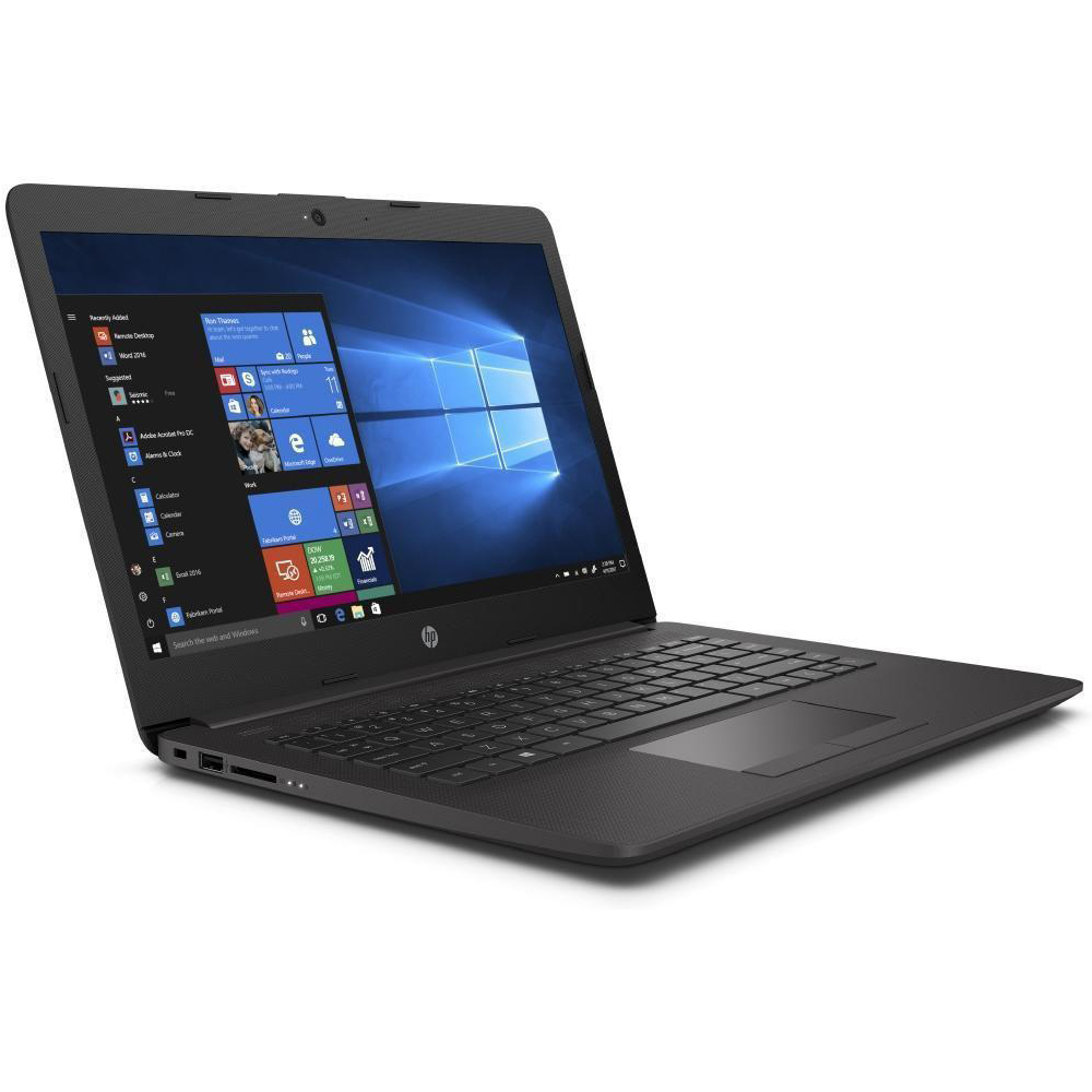 Notebook Hp 246g7 Core I3-1005g1 Memoria 4gb Ssd 256gb Tela 14'' Hd Led Sistema Windows 10 Home