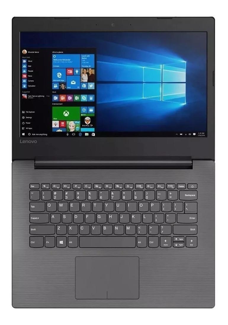 Notebook Lenovo B320 Core I3 6006U Memoria 4Gb Hd 500Gb Tela 14' Led Hd Sistema Windows 10 Home