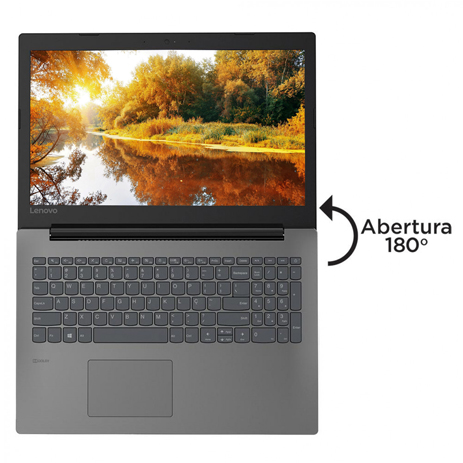Notebook Lenovo B330 Core I3 7020U Memoria 8Gb Hd 1Tb Tela 15.6' Led Hd Sistema Linux