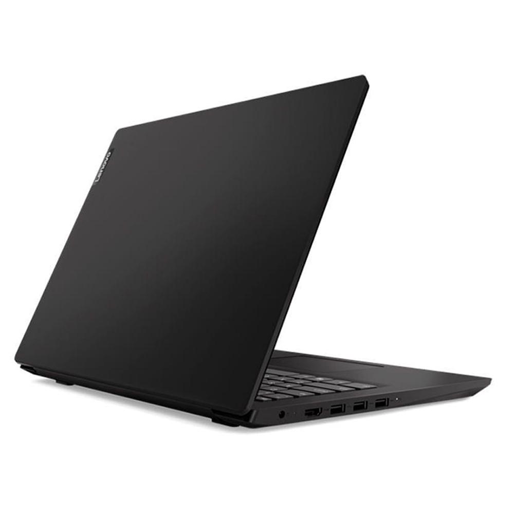 Notebook Lenovo Bs145 Core I3-1005g1 Memoria 12gb Ssd 240gb Tela 15.6' Hd Tn Windows 10 Home