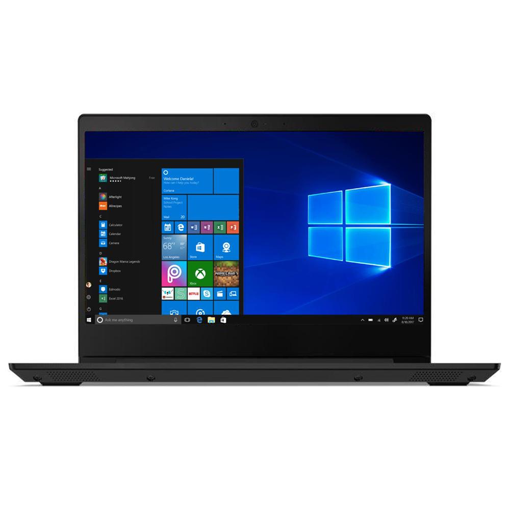 Notebook Lenovo Bs145 Core I3-1005g1 Memoria 12gb Ssd 480gb Tela 15.6' Hd Tn Windows 10 Home