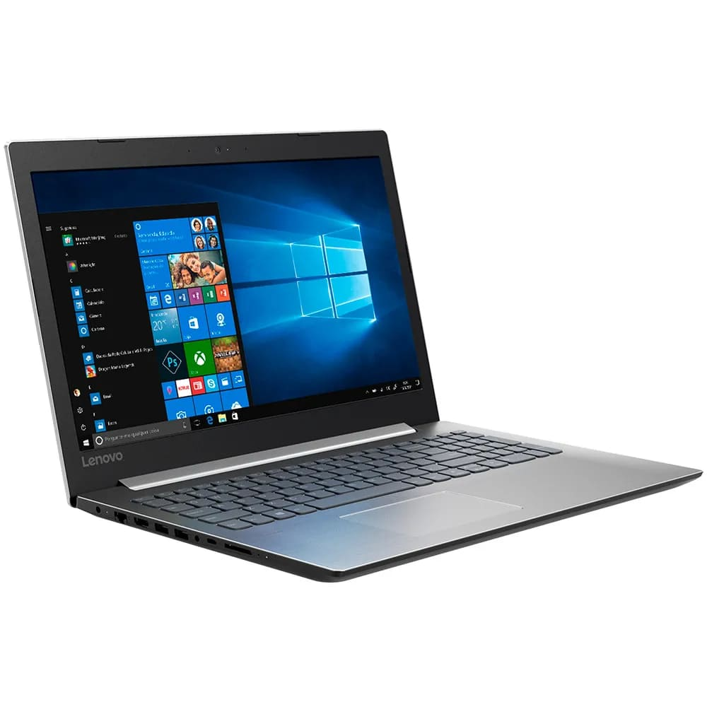 "Notebook Lenovo Ideapad 330 Intel Core I3-7020u Memoria 12gb Ddr4 Ssd 480gb Tela 15,6"" Hd Sistema Windows 10 Pro"