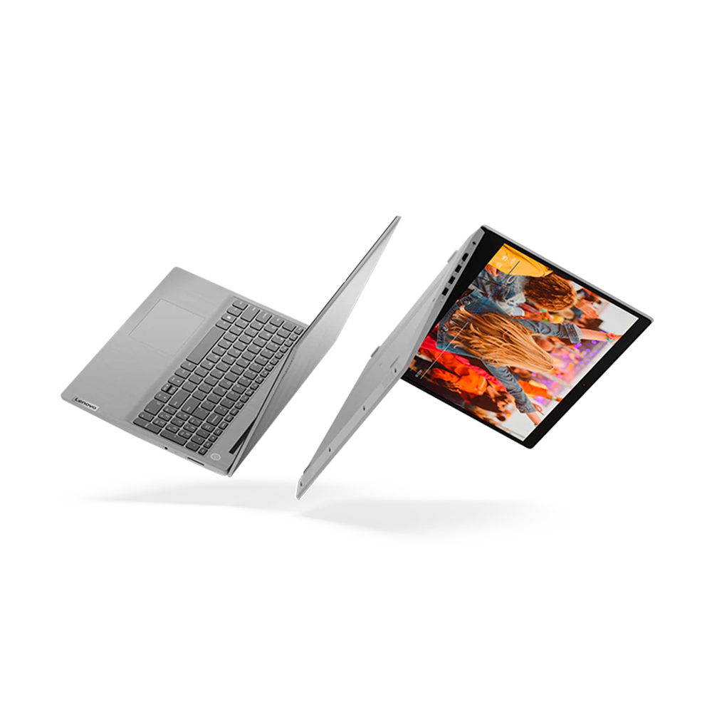 Notebook Lenovo Ideapad 3i Intel Core i3-10110U Memória 8GB Ssd 500gb Tela15,6 HD Windows 10 Pro