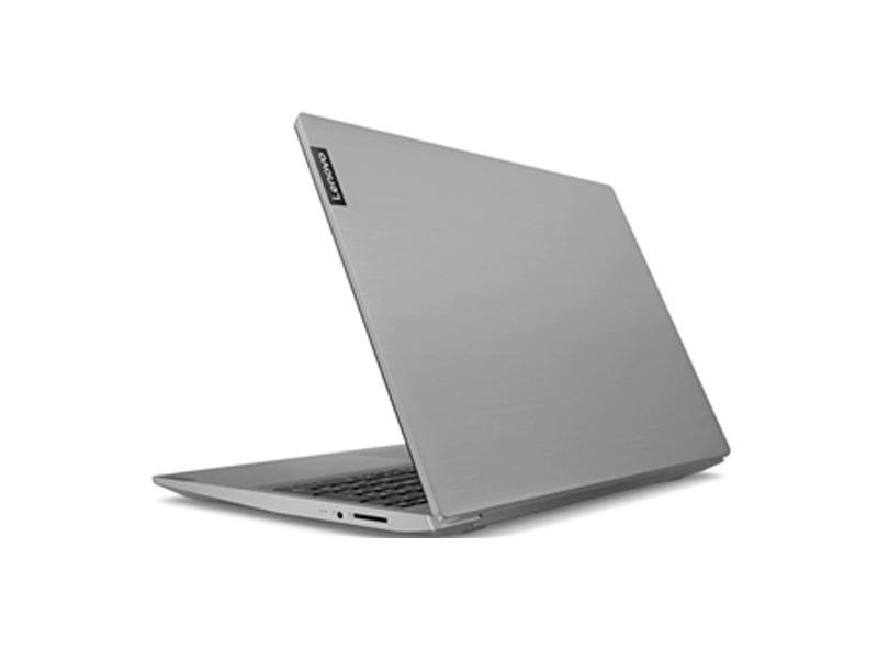 "Notebook Lenovo Ideapad S145 Intel Celeron N4020 Memoria 8gb Ssd 120gb Tela 15,6"" Sistema Linux"