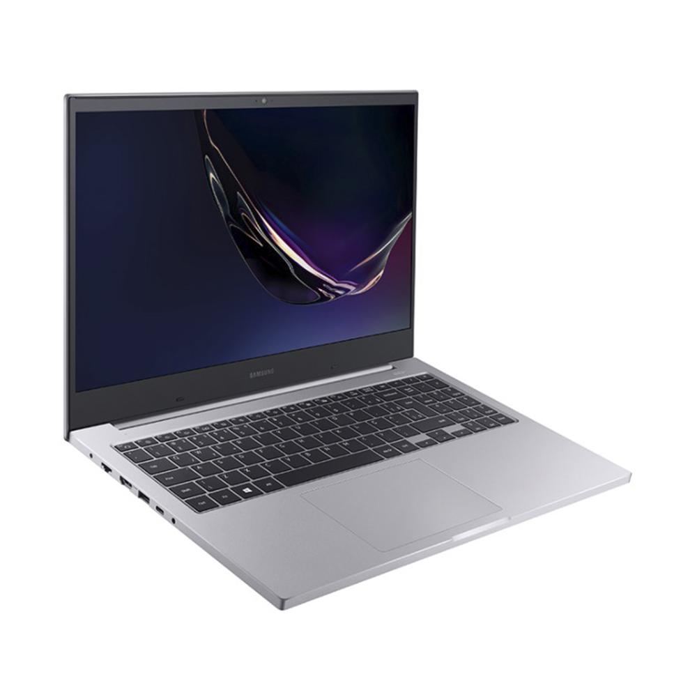 Notebook Samsung Book E20 Np550 Celeron 5205u Memoria 12gb Ssd 120gb Tela 15.6' Hd Windows 10 Home Prata