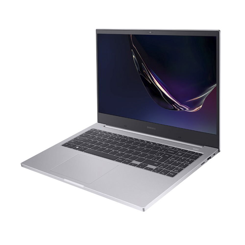 Notebook Samsung Book E20 Np550 Celeron 5205u Memoria 8gb Ssd 240gb Tela 15.6' Hd Windows 10 Home Prata