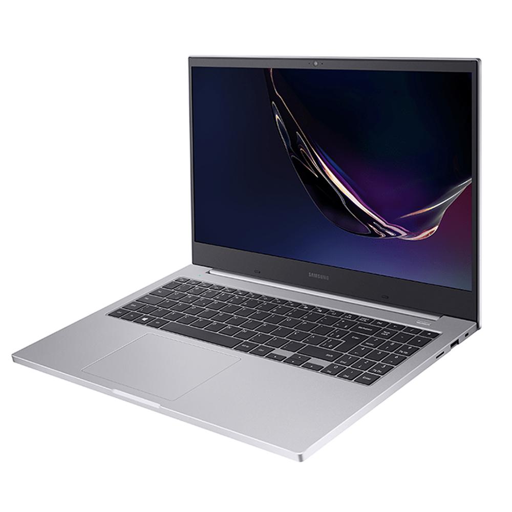 Notebook Samsung Book E30 Np550 I3-10110u Memoria 4gb Hd 1tb Ssd 240gb Tela Led 15.6'' Full Hd Windows 10 Home Prata