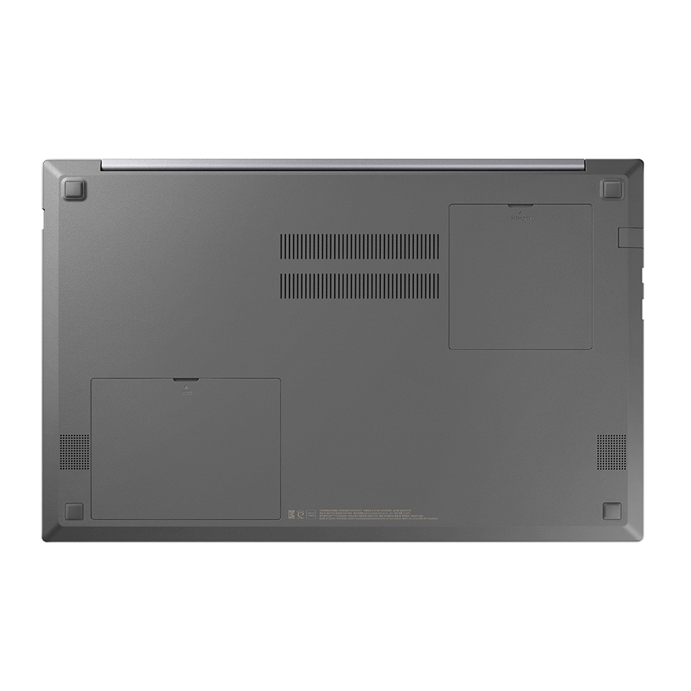 Notebook Samsung Book E30 Np550 I3-10110u Memoria 4gb Ssd 120gb Tela Led 15.6'' Full Hd Windows 10 Home Prata