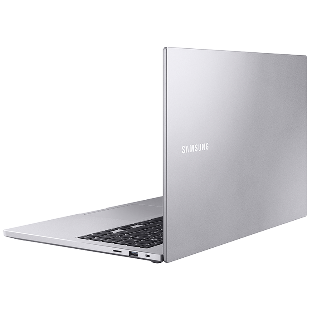 Notebook Samsung Book E30 Np550 I3-10110u Memoria 4gb Ssd 480gb Tela Led 15.6'' Full Hd Windows 10 Home Prata