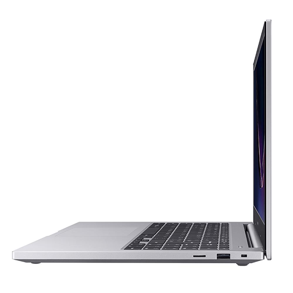 Notebook Samsung Book E30 Np550 I3-10110u Memoria 8gb Ssd 120gb Tela Led 15.6'' Full Hd Windows 10 Home Prata