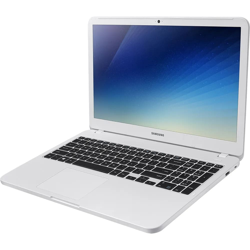 Notebook Samsung Essentials E30 Np350 Core I3 7020U Memoria 8Gb Hd 1Tb Ssd 240Gb Tela 15.6' Fhd Cor Branco Win 10 Home