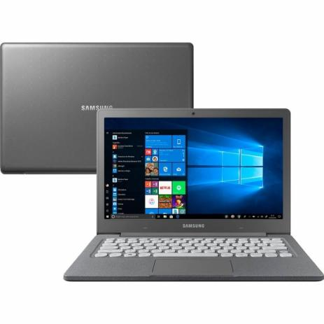 Notebook Samsung Flash F30 Intel Celeron N400 Memoria 4Gb 64Gb Tela 13,3' Fhd Sistema Windows 10 Home