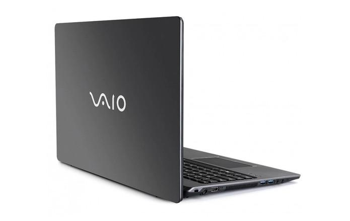 Notebook Vaio Fit 15S Core I7 7500H Memoria 8Gb Hd 1Tb Tela 15.6' Lcd Touch Sistema Windows 10 Home