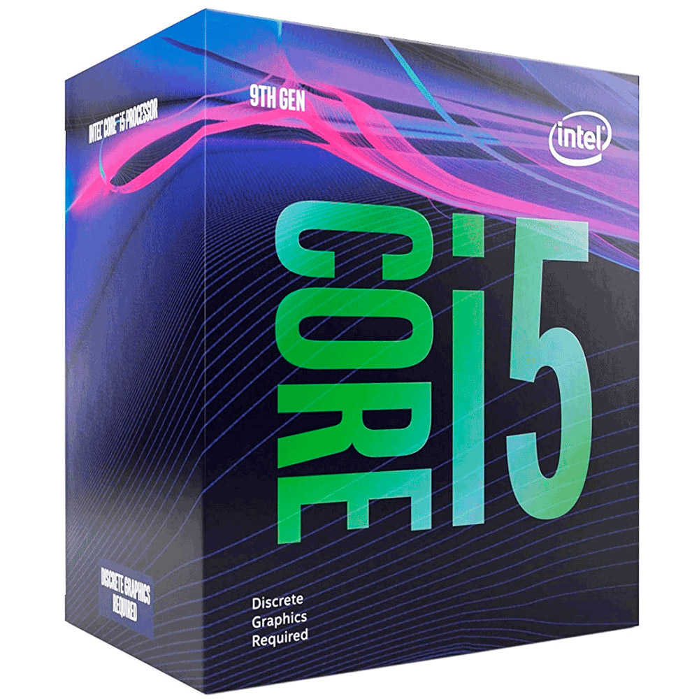 Processador Core I5-9400 2.9ghz 9mb Coffe Lake Lga1151 Intel