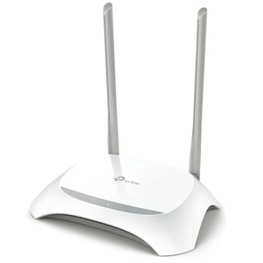 Roteador Tp-link 300mbps 2 Ant Tl-wr840n