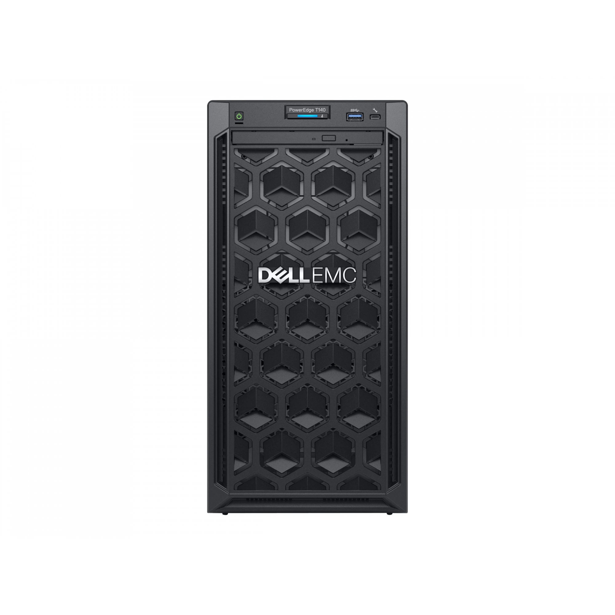 Servidor Dell Poweredge T140 E-2244G/16Gb/2X 1Tb/DVD-RW/Win Server 2019 Essentials/Garantia 5 anos