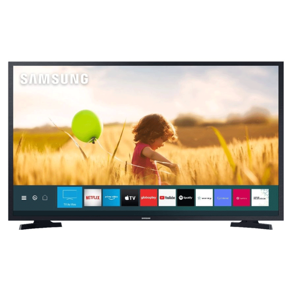 "Smart Tv Samsung 43"" Tizen T5300 Full Hd, Led, Hdr, Wifi, 2 Hdmi, 1 Usb Un43t5300agxzd - Última Unidade"