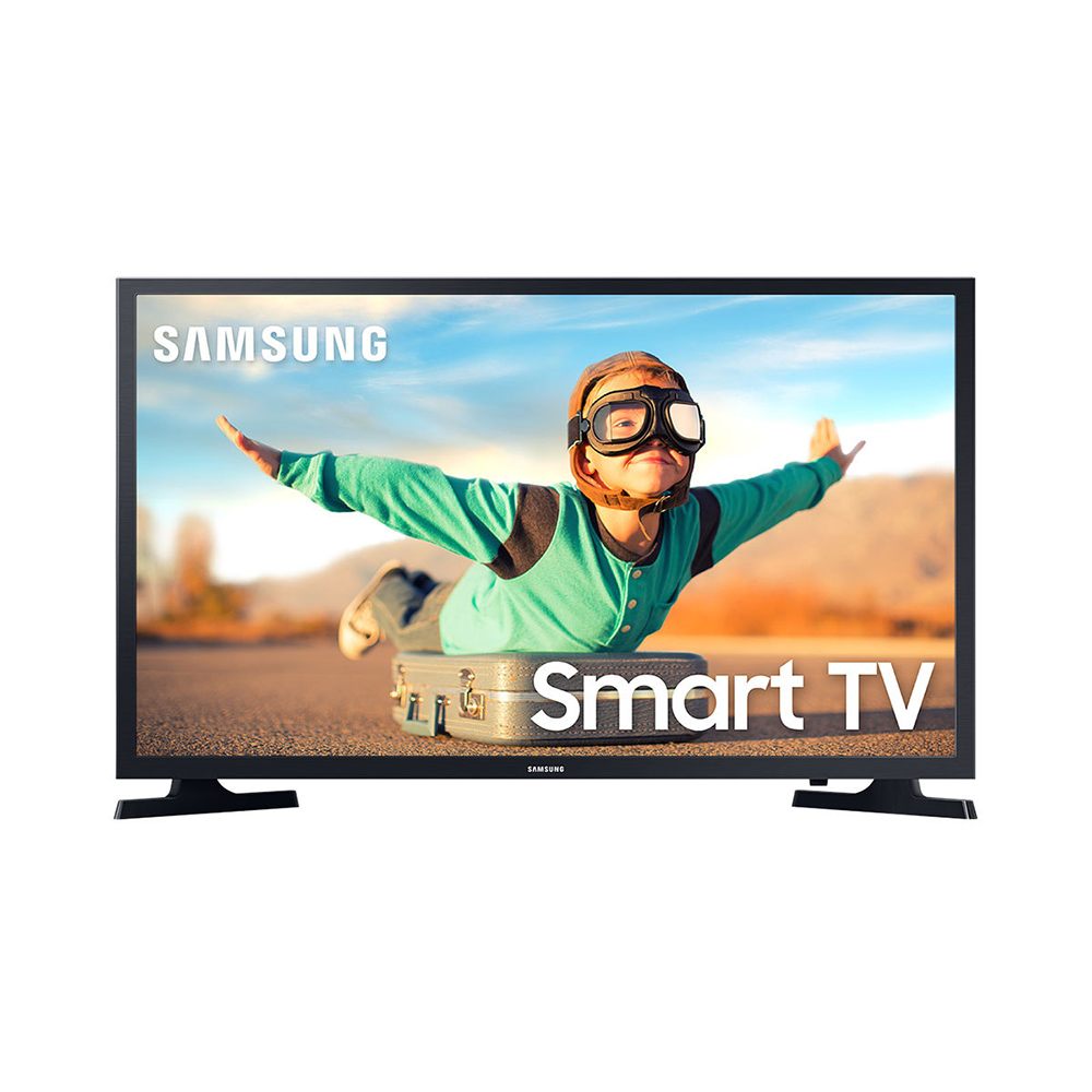 Smart Tv Samsung Led 32' Hd Tizen T4300 Hdr 2 Hdmi, 1 Usb, Wi-fi - Un32t4300agxzd
