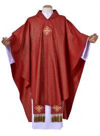 Casulla Patriarcal CS089