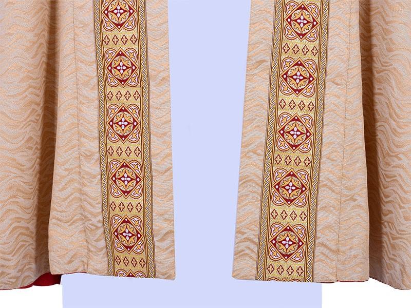 Capa de Asperges Adoración con Alamares CP504