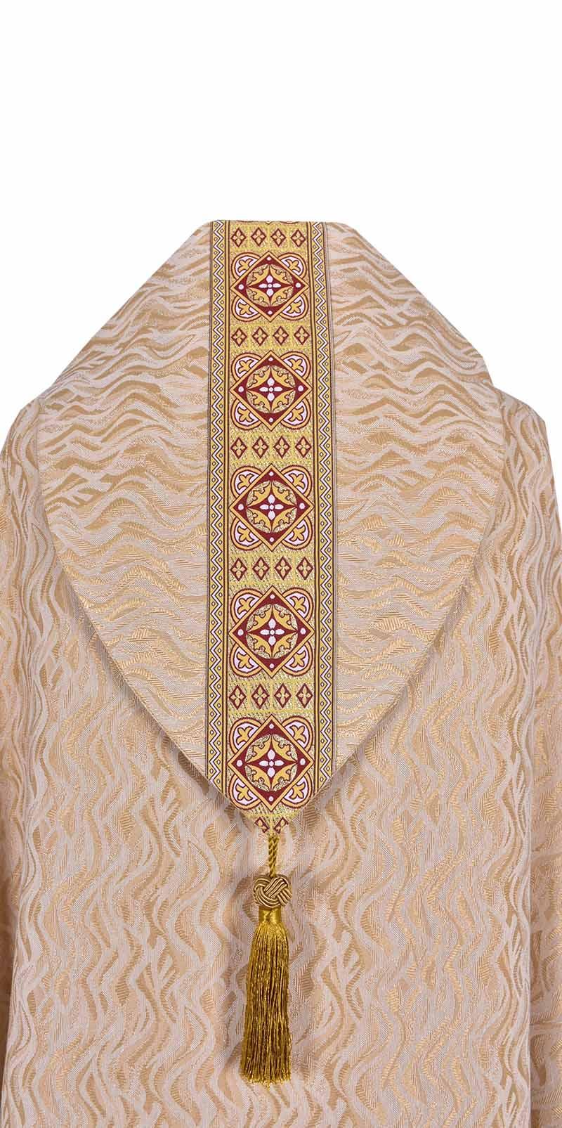 Capa de Asperges Adoración CP544