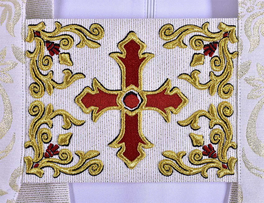 Capa de Asperges Pontifical CP263