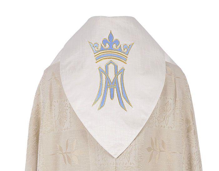 Capa de Asperges Santa María CP257