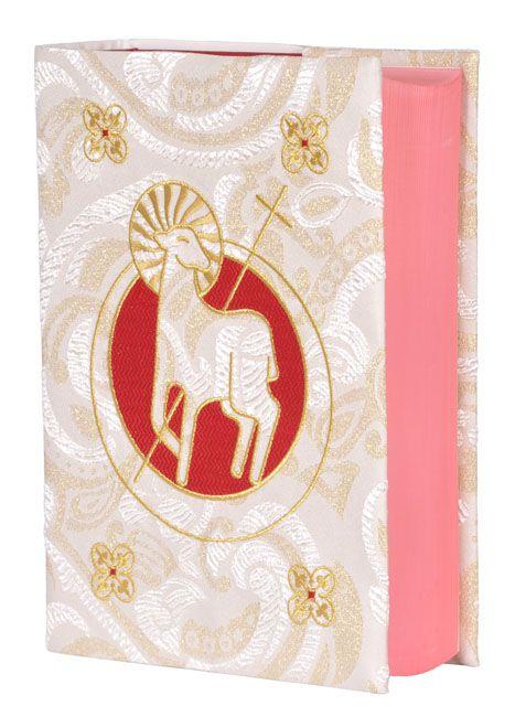 Capa Libro de los Evangelios Cordero CE387