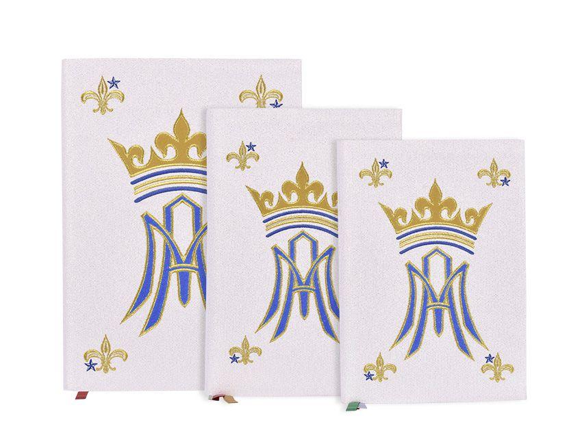 Capa Libro de los Evangelios Santa Maria CE303