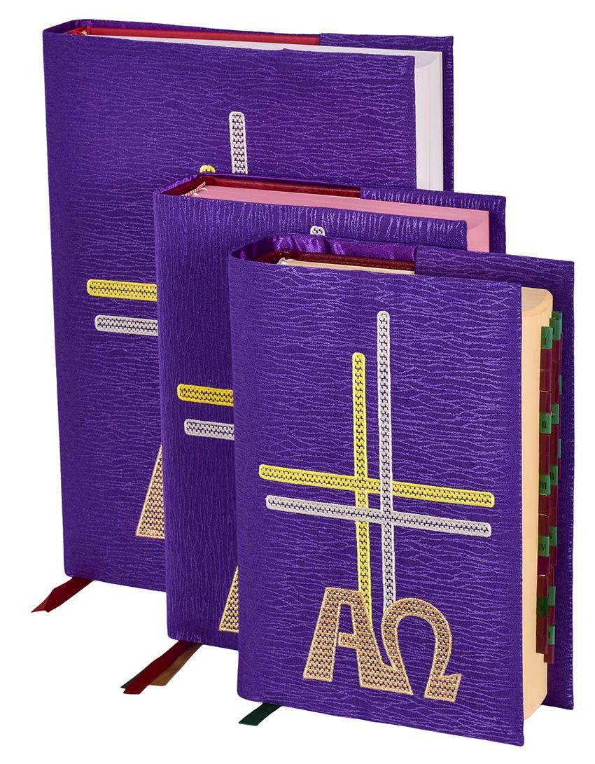 Capa Libro de los Evangelios Alpha Omega CE302
