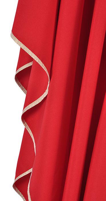 Casulla Nueva Alianza Rojo CS420