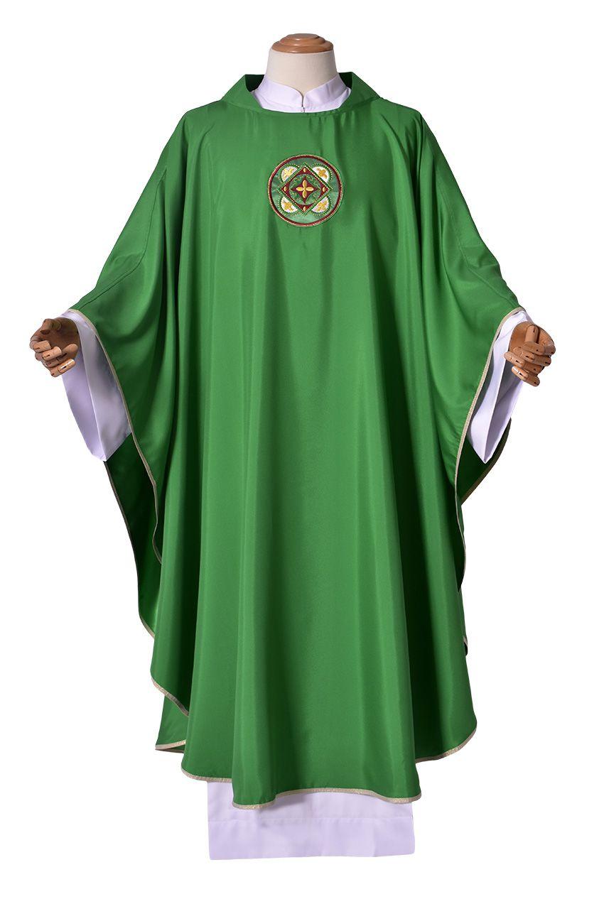 Casulla Padre Eustáquio CS069