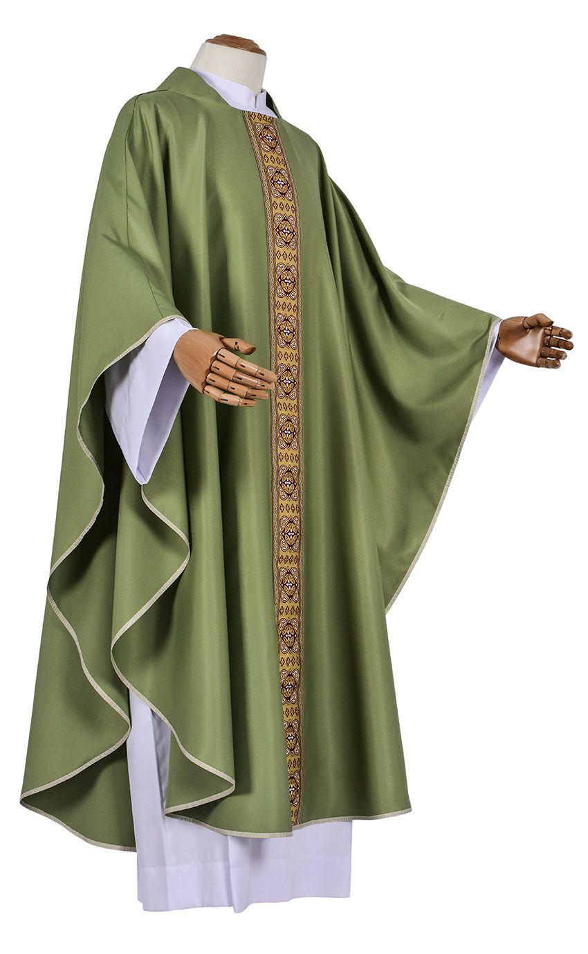Casulla Père Jacques Hamel CS063