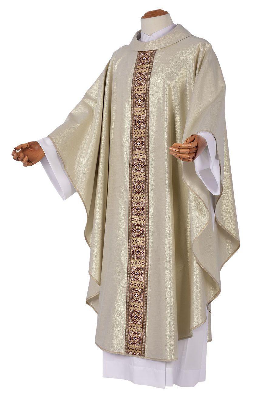Casulla São João Paulo II CS086